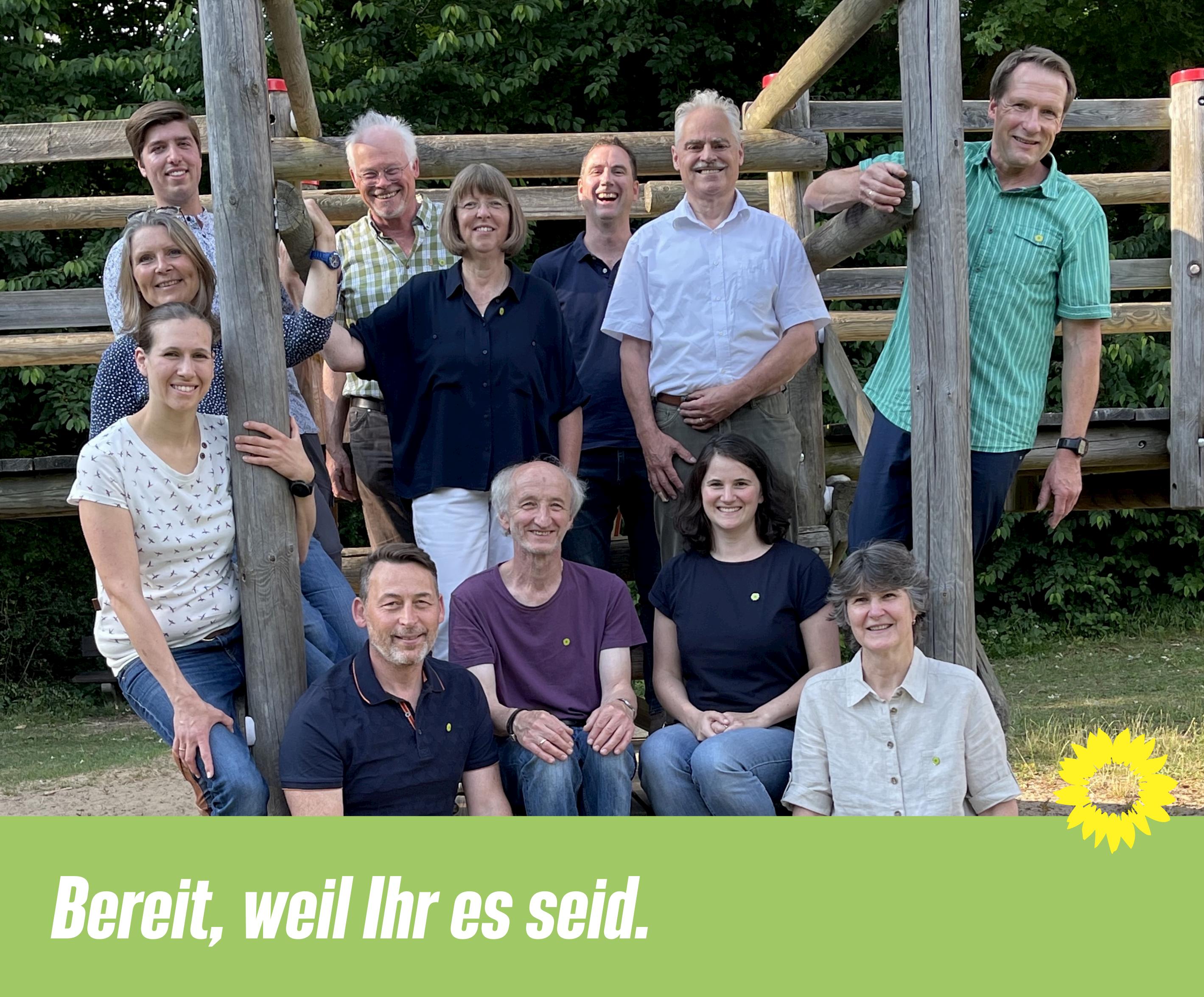 Unser GRÜNES Wahlprogramm für die Gemeinde Adendorf